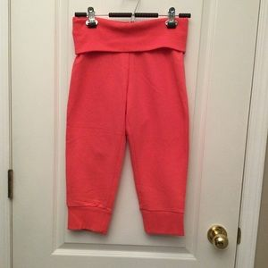 Fabletics French Terry Foldover Waistband Joggers